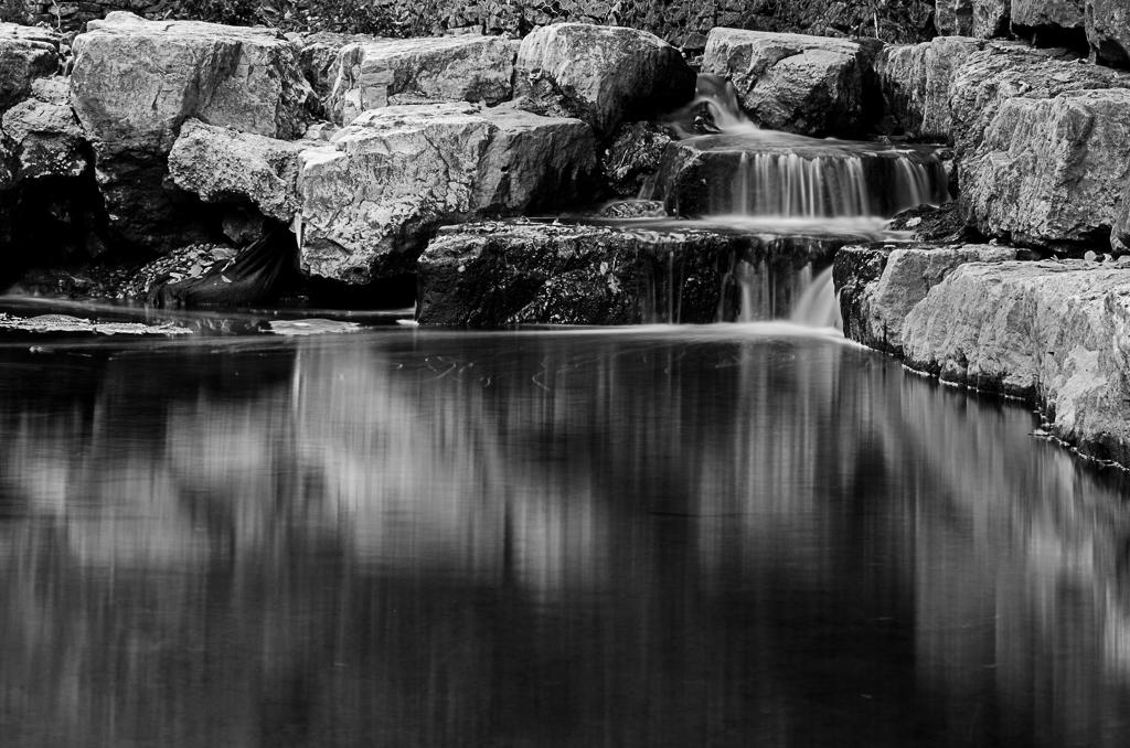 Cooksville Creek Reborn, Mississauga ON 2015