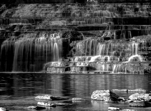 Healey's Falls, Campbellford, ON August 2016